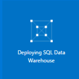 deploying sql data warehouse