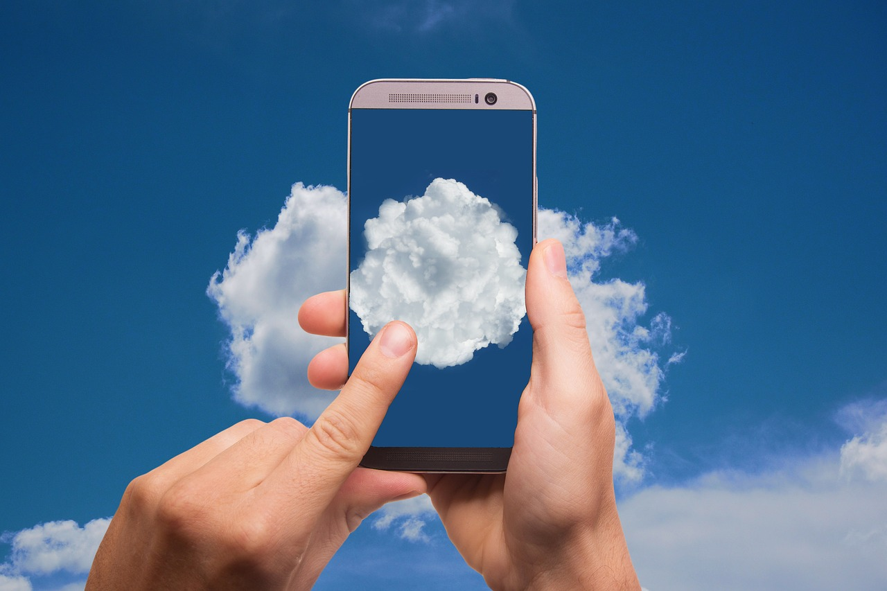Cloud technology and applications, mobile device