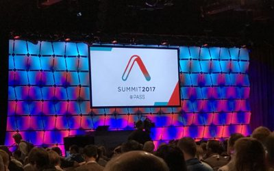 PASS Summit 2017 Twitter Feed Round Up – Part One