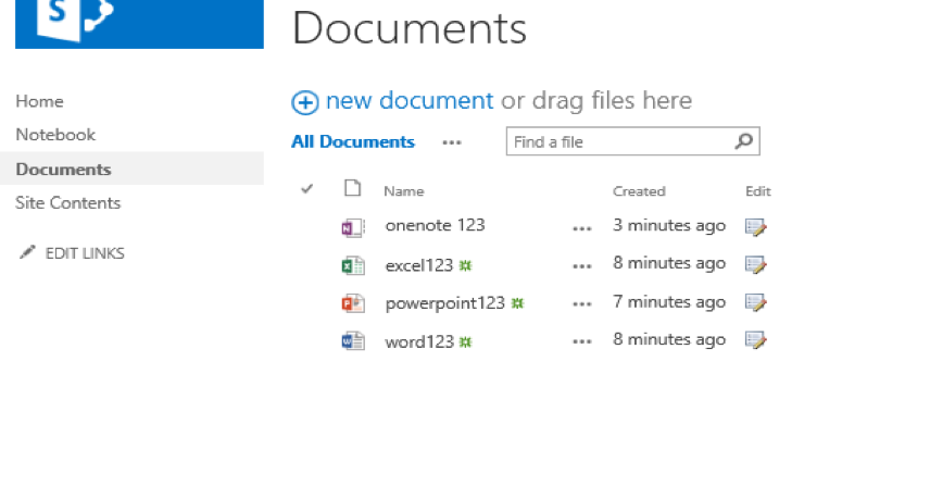 SharePoint Document Library Classic View