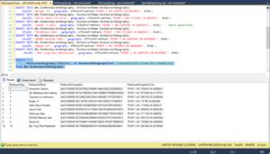 SQL Server Script