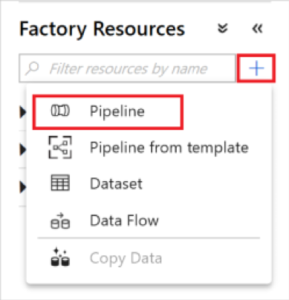 factory resources pipeline
